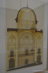 Dibujo, Misteri Elx, Basilica Santa María, Elche