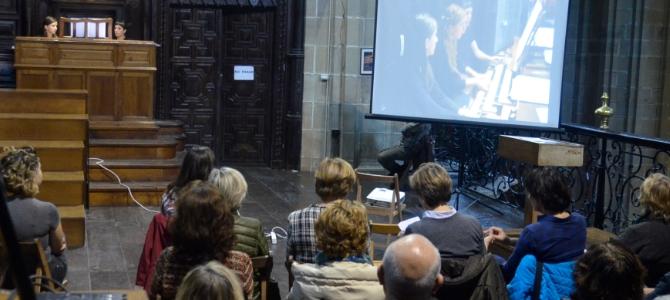 Concert «Musique entre amis» – Basilique Santa Maria del Coro – San Sebastien – Novembre 2017