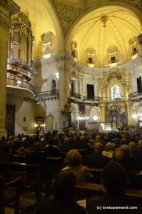 Concierto de Loreto Aramendi, Elche