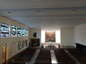 Iglesia - Sagrada Familia - San Sebastián