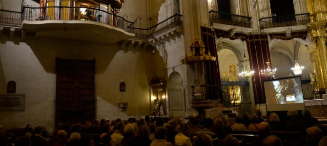 Concert at the Grenzing pipe organ, Basilica of Elche – November 2017