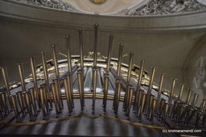 Trompetas, Órgano Grenzing, Elche