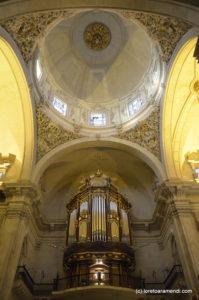 Organo Grenzing, Basílica de Elche