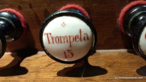 Registre de Trompette