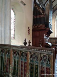 El órgano Morten & Taylor