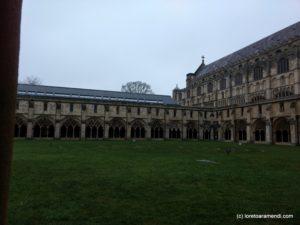 Claustro - Catedral de Norwich