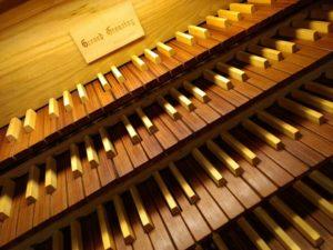 Órgano Grenzing - Auditorio Nacional - Firma