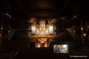 Cíclo Bach Vermut - Auditorio Nacional - Madrid - Loreto Aramendi - Concierto