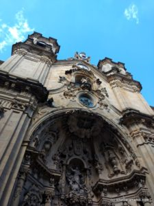Basílica Santa María del Coro - San Sebastián