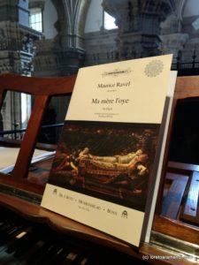 Maurice Ravel - Órgano Cavaillé-Coll - Santa María - San Sebastián