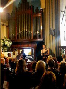 Audience - Spring Organ Series
