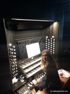 Loreto Aramendi - Órgano Klais (2017), Universidad, Iowa City