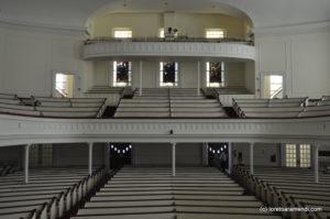 Plymouth church - Brooklyn