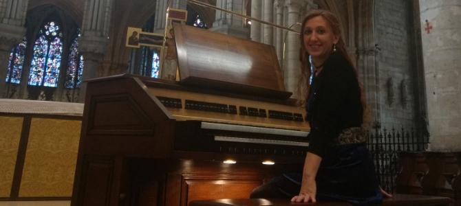 Concierto en la Colegiata Notre Dame de Mantes-La-Jolie – Francia – Julio 2018