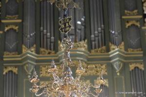 Pipe organ -Oslo Cathedral