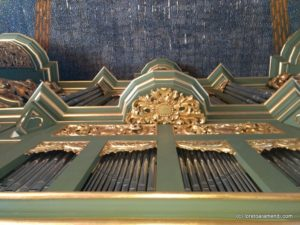 Pipe organ - Oslo Cathedral139