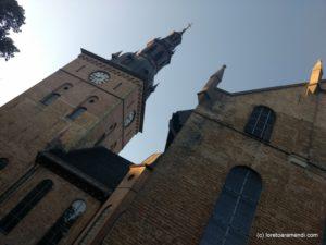 Loreto Aramendi - Oslo Cathedral