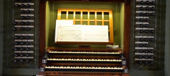 Concierto  de  órgano  Ryde  &  Berg  en  la  catedral  de  Oslo  –  Noruega  –  Julio  2018