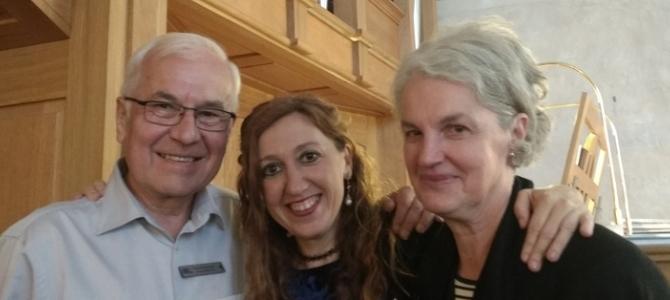 Concierto  en  Lemland,  Sta  Birgitta  kyrka  –  Finlandia  –  Julio  2018