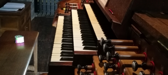 Organ concert & choir Arv-Vocem – Azkoitia – October 2018