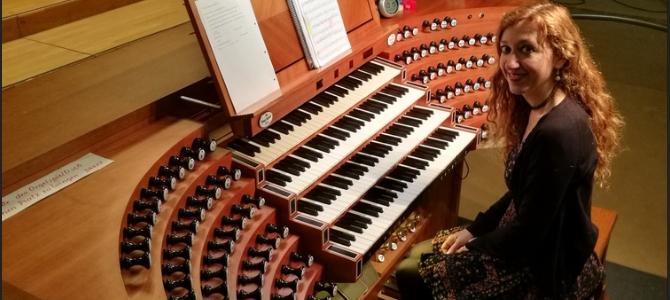 OrgelKonzert – St Martin kirche – Dudelange  – Luxemburg – Octuber 2018