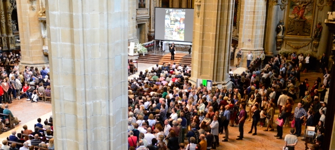 Concert de musique de film – San Sébastien – Mai 2015