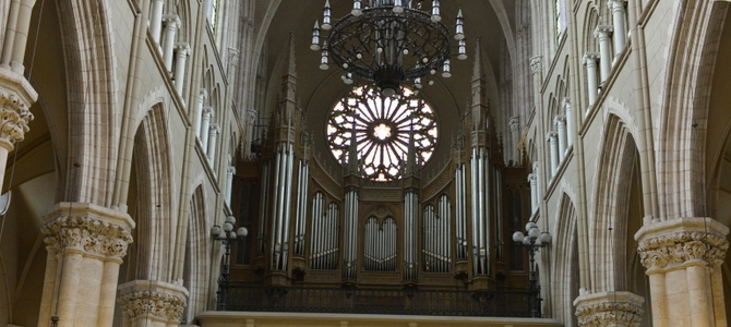Luján – orgue Mutin Cavaillé-Coll – Juillet 2015