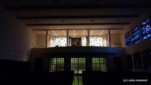 Sagrada Familia - órgano Cavaillé-Coll Convers - limpieza - vista general