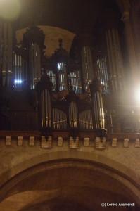 Saint Sever - órgano Cavaillé-Coll