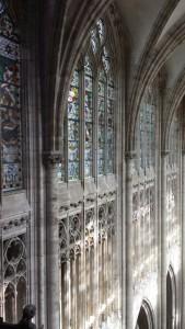 Nave de Saint Ouen de Rouen
