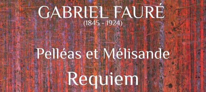 """Konzert """"Gabriel Fauré"""" in Santa María del Coro – November 2015"""