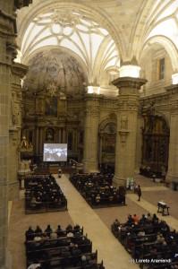El público - Basílica Santa María del Coro