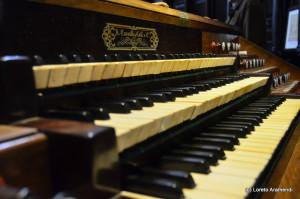 Teclados - órgano Cavaillé-Coll