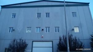Taller Grenzing - El Papiol - fachada