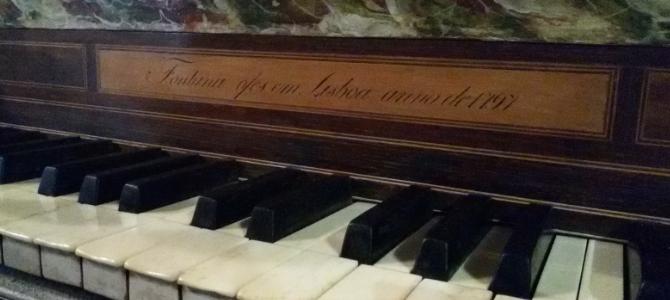 Orgel der Azoren-Insel – Sao Miguel – Januar 2016