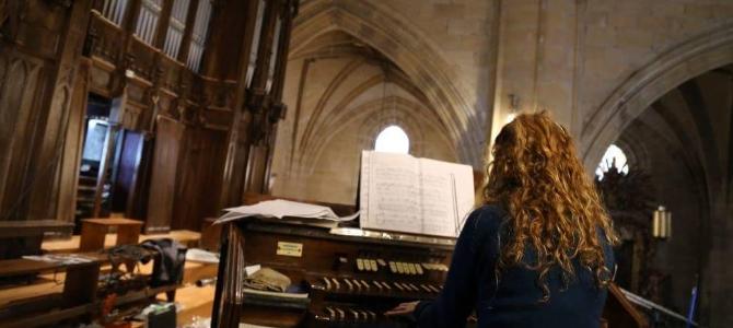Concert d'inauguration – orgue de Fontarrabie – Pays Basque – Février 2016