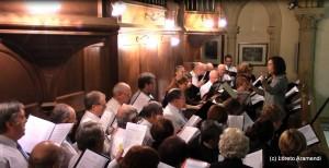 Coro Goratzar - Concierto San Ignacio