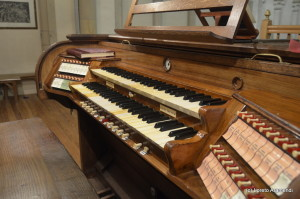 Organo Walcker - Consola