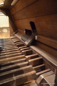 Organo Walcker - Pedal