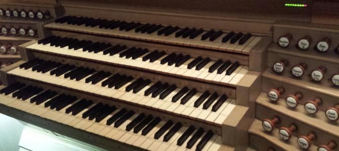 Orgel aus Paris und Rouen – Februar 2016