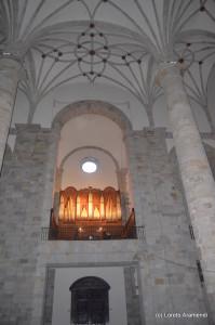 Concierto benéfico para el órgano Stoltz - Bergara - Pais Vasco - Loreto Aramendi - Órgano Santa Marina