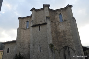 Concierto benéfico para el órgano Stoltz - Bergara - Pais Vasco - Loreto Aramendi - Iglesia Santa Marina