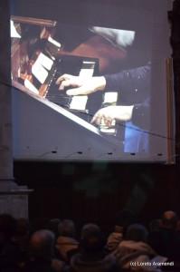 Concierto benéfico para el órgano Stoltz - Bergara - Pais Vasco - Loreto Aramendi - Pantalla Detalle