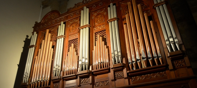 Fundraising Concert for the restauration of the Stoltz pipe organ – Bergara – Basque country – march 2016