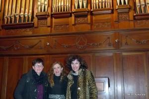 Registrantes - concierto benéfico órgano Stoltz