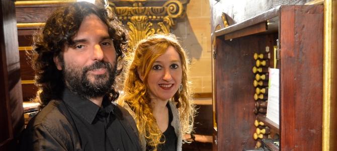 Concierto  de  órgano  –  El  Vendrell  –  Catalunya  –  Marzo  2016