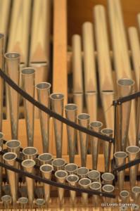 Trompetas - órgano Grenzing
