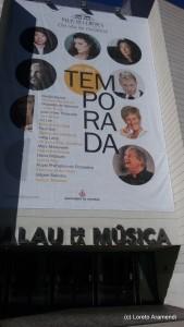 Valencia - Palau de la Música