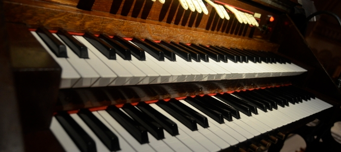 Concierto al órgano OESA/Alberdi (1962) – Iglesia de San Francisco de Padua – Bilbao – Mayo 2016