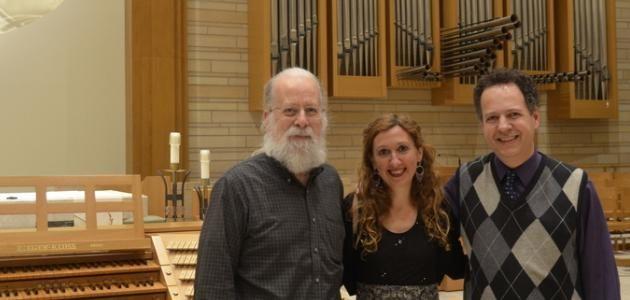 Concert à l'orgue Rieger-Kloss (2001) – Rochester – Minnesota – USA – Mai 2016